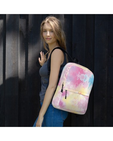 Sac à dos tie and dye